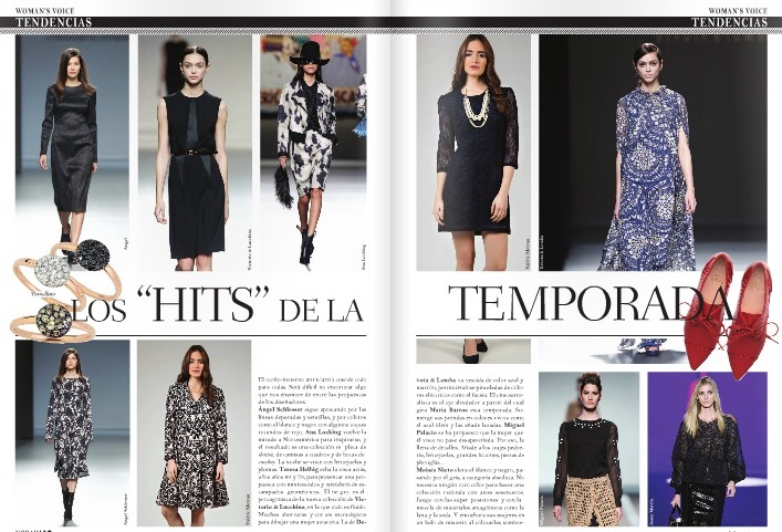 Norah Magazine Tendancias