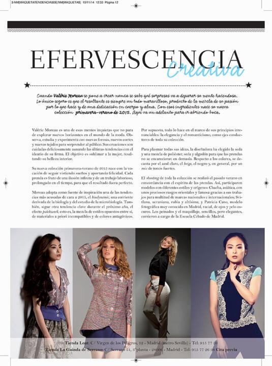 Norah Magazine Diciembre 2014
