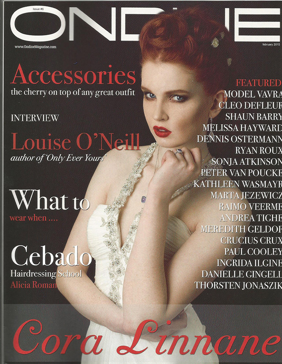 Magazine Ondine febrero 2015