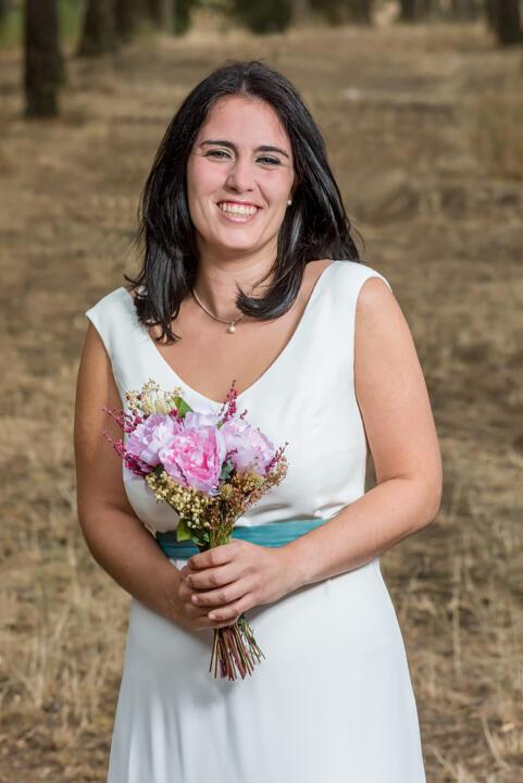 vestido de novia medida madrid
