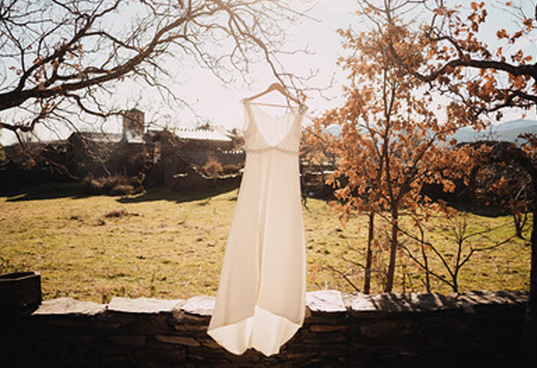 vestido de novias medida