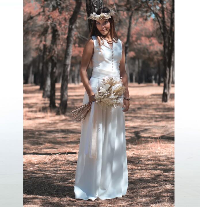 traje de novia a medida madrid