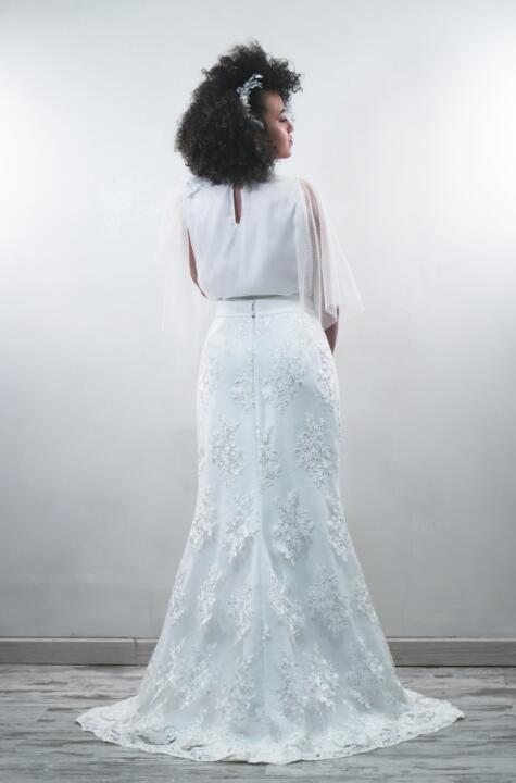 trajes de novias sirena madrid