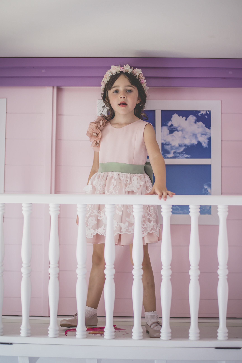 vestido de arras para niñas