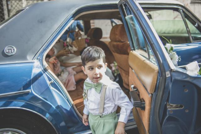 trajes de pajes para niños