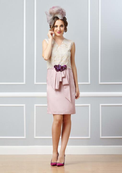 Vestido de fiesta para señora Manguier
