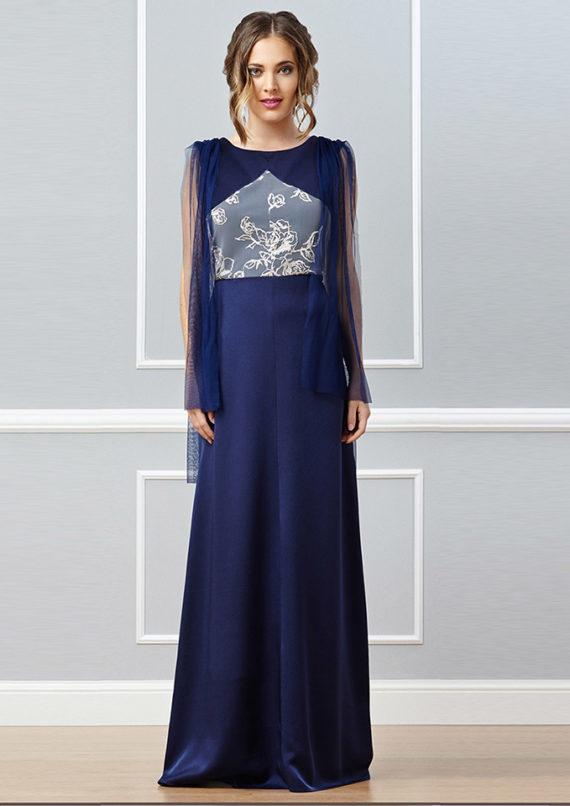 vestido para madrinas Murier