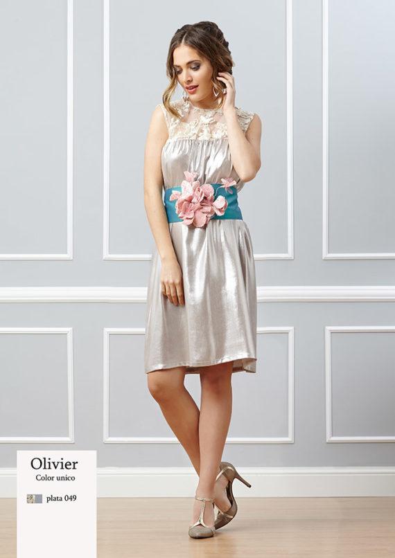 Vestido de ceremonia Olivier