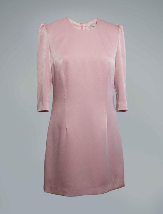 vestido para señoras Clematite rosa