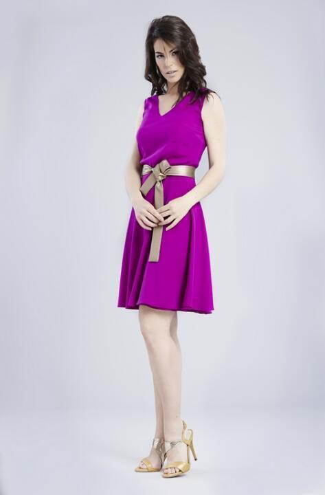 vestido para invitada perfecta