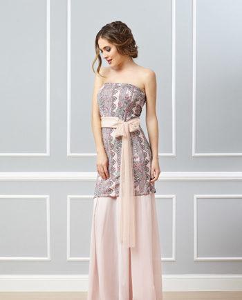 vestido de noche elegante Erable